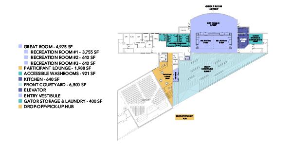 Highland Park Floorplan